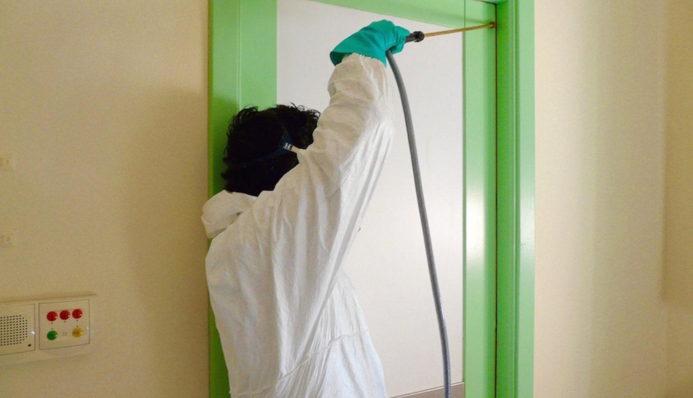 Planes de Control de Plagas en hoteles y residencias